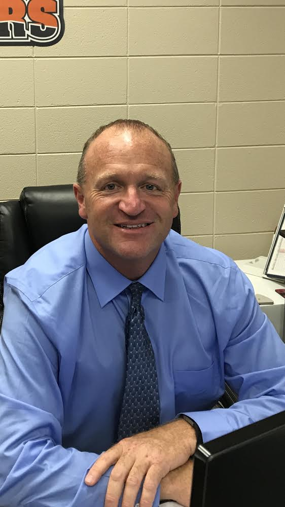 Bill McKelvey, SB-L Middle School Principal