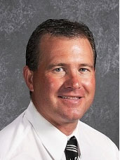 Jason Klingensmith, SB-L High School Principal